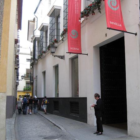 Museo del Baile Flamenco, Seville, Spain