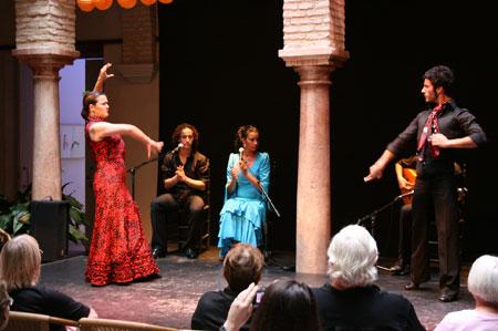 Museo Del Baile Flamenco.Museo Del Baile Flamenco Seville Spain