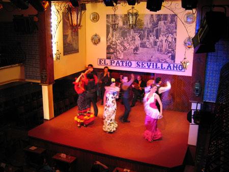 El Patio Sevillano Seville Spain